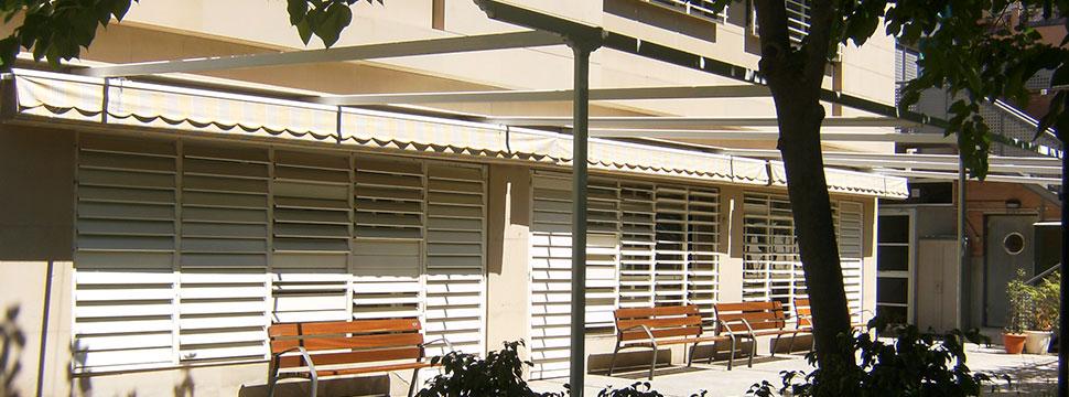 Residència per a l'atenció de persones amb discapacitat intel·lectual